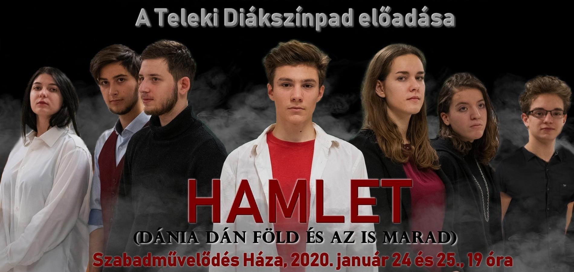 TeDi - Telekis Diákszínpad, Hamlet